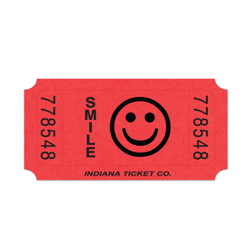 Roll-Ticket-Smiley-Red