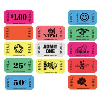 Roll Tickets