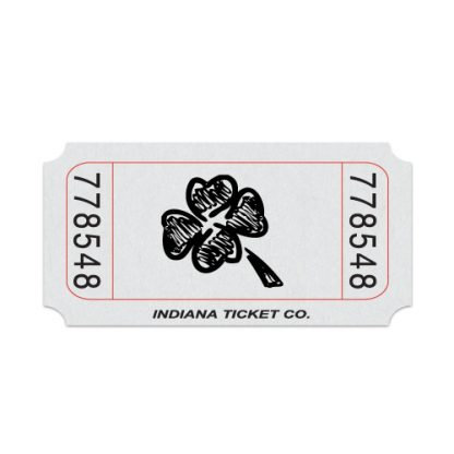 Roll-Tickets-Clover-White