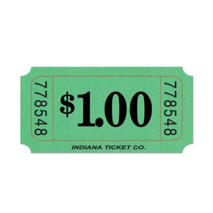 Roll-Tickets-Dollar-Green