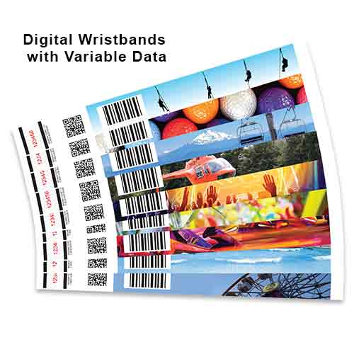 Digital-Wristbands