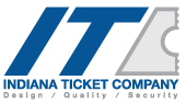 Indiana Ticket Logo