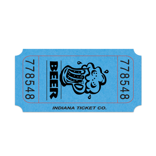 Roll-Tickets-Beer-Blue